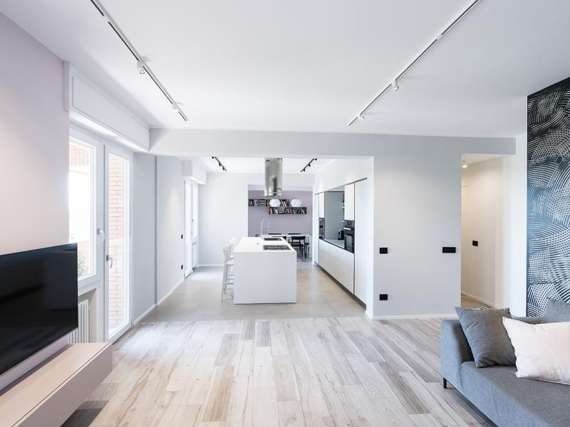 Hanging Apartment, Rom
