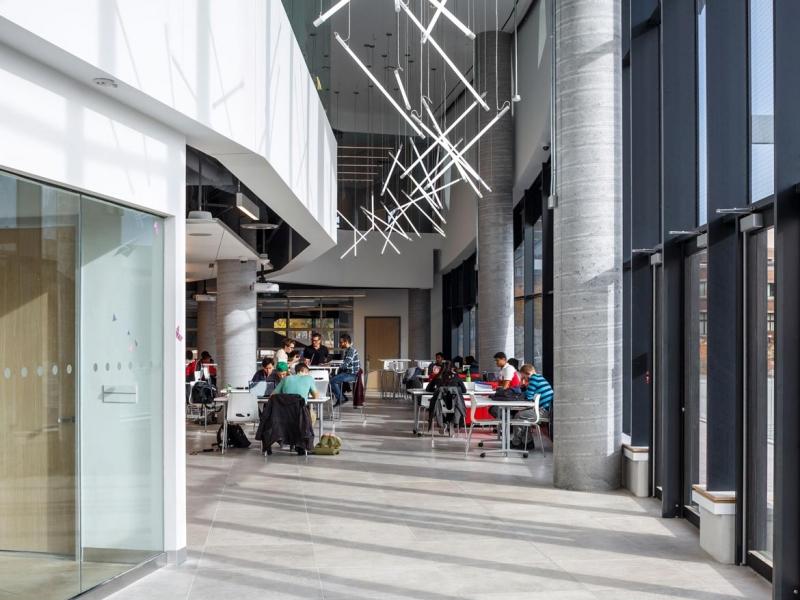Centre Bergeron d'excellence en ingénierie à l'Université York, North York, Ontario