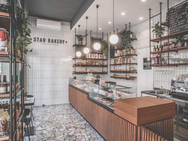 Star Bakery, Livourne
