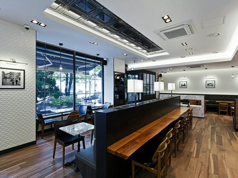 Restaurant Yigis, Séoul