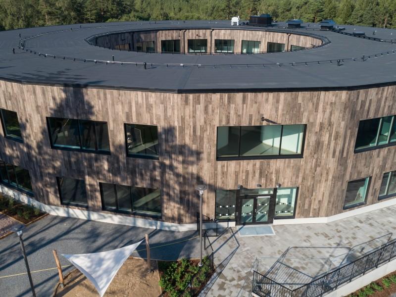 Scuola Rudanskolan, Stoccoloma