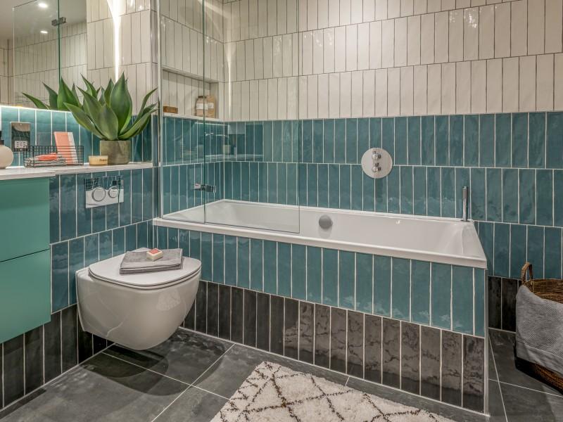 Bathroom in West Kensington, London