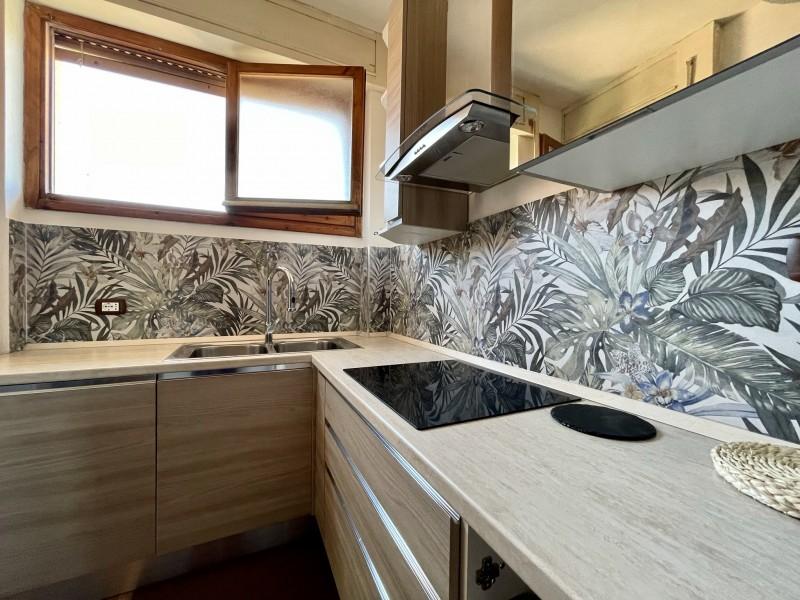 Kitchen in private house, La Maddalena (SS)