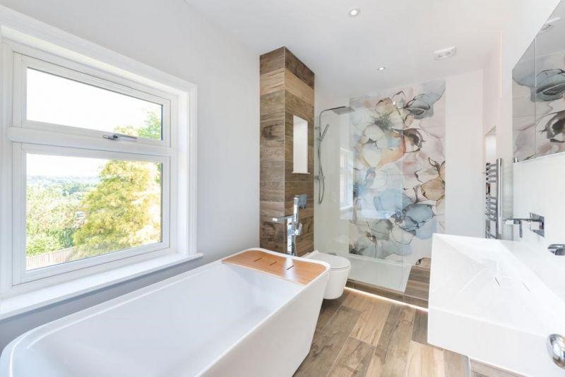 Bagno in casa privata, Londra