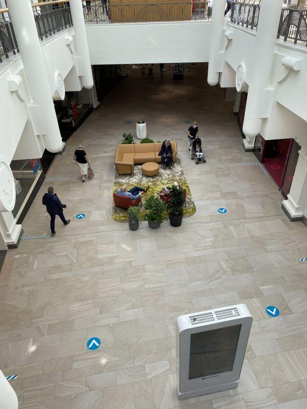 Centro commerciale a Royal Tunbridge Wells
