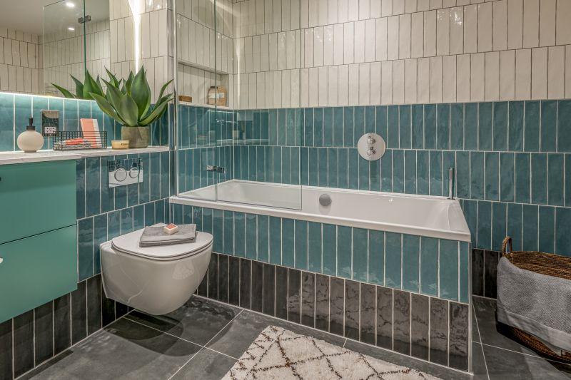 Bagno in West Kensington, Londra