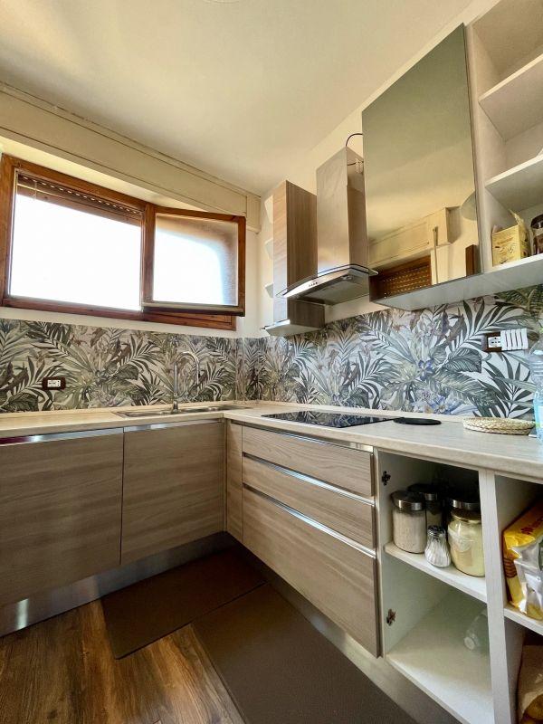 Cucina in casa privata, La Maddalena (SS)