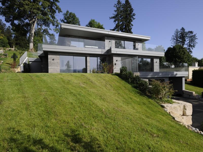 Villa particulière en Suisse