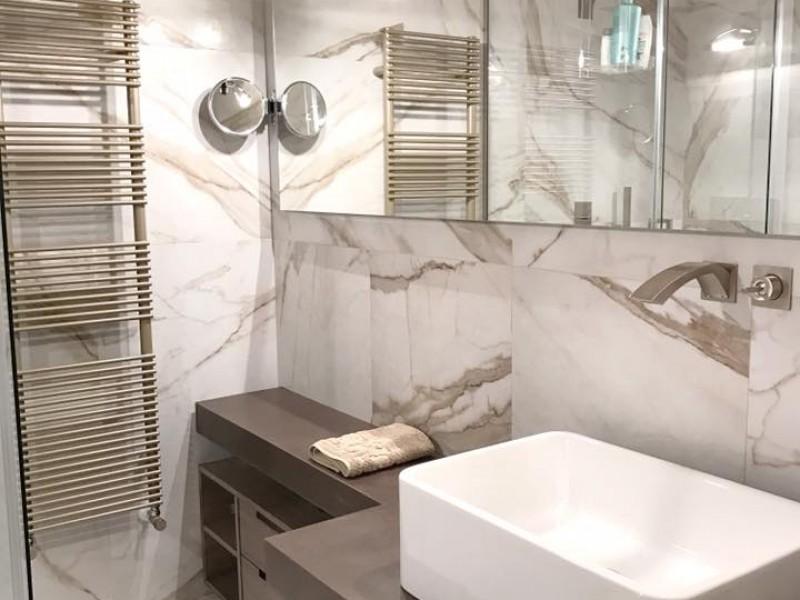 Salle de bains dans une maison particulière, Pouilles