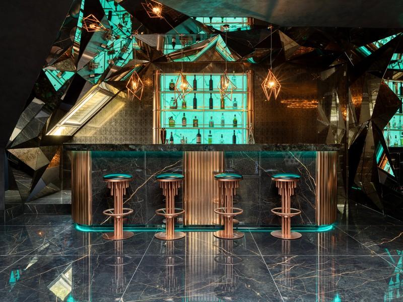Bar in villa privata a Bromley, UK