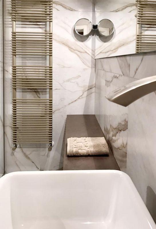 Bagno in casa privata, Puglia