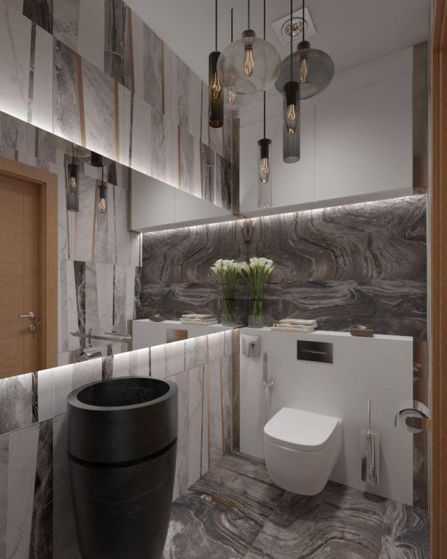 Bagno in casa privata, Lettonia